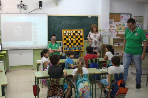 Clases de ajedrez Murcia