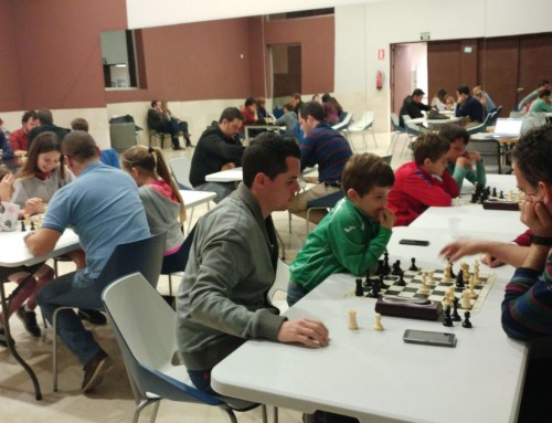 Los Cautos campeones I Olimpiadas Ping Pong chess