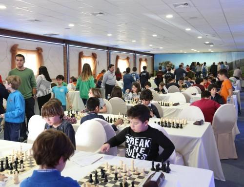 Primera jornada campeonato Regional por edades