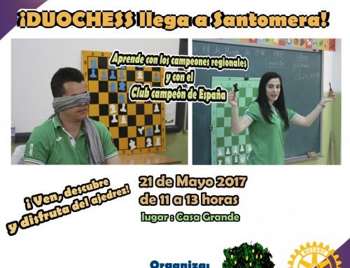 Exhibición gratuita en Santomera