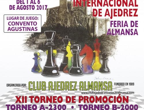 XII Torneo Promoción Almansa