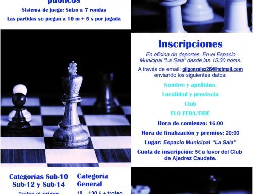 Torneo de Ajedrez Bobby Fischer