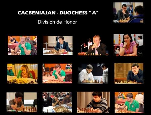 Campeonato de España de España por equipos de División de Honor