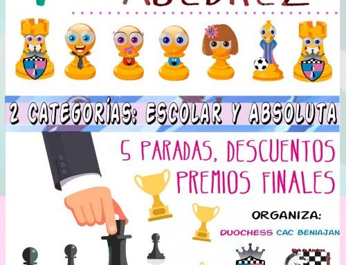 Lista provisional de Inscritos I Parada Circuito Intercultural