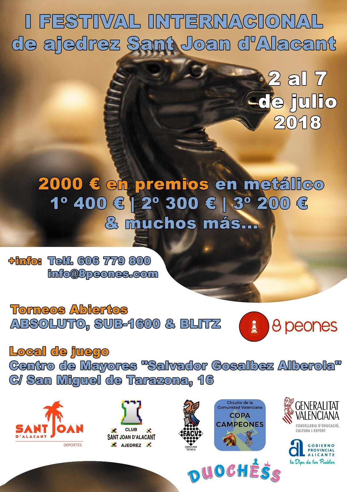 I Festival Internacional Sant Joan d'Alacant