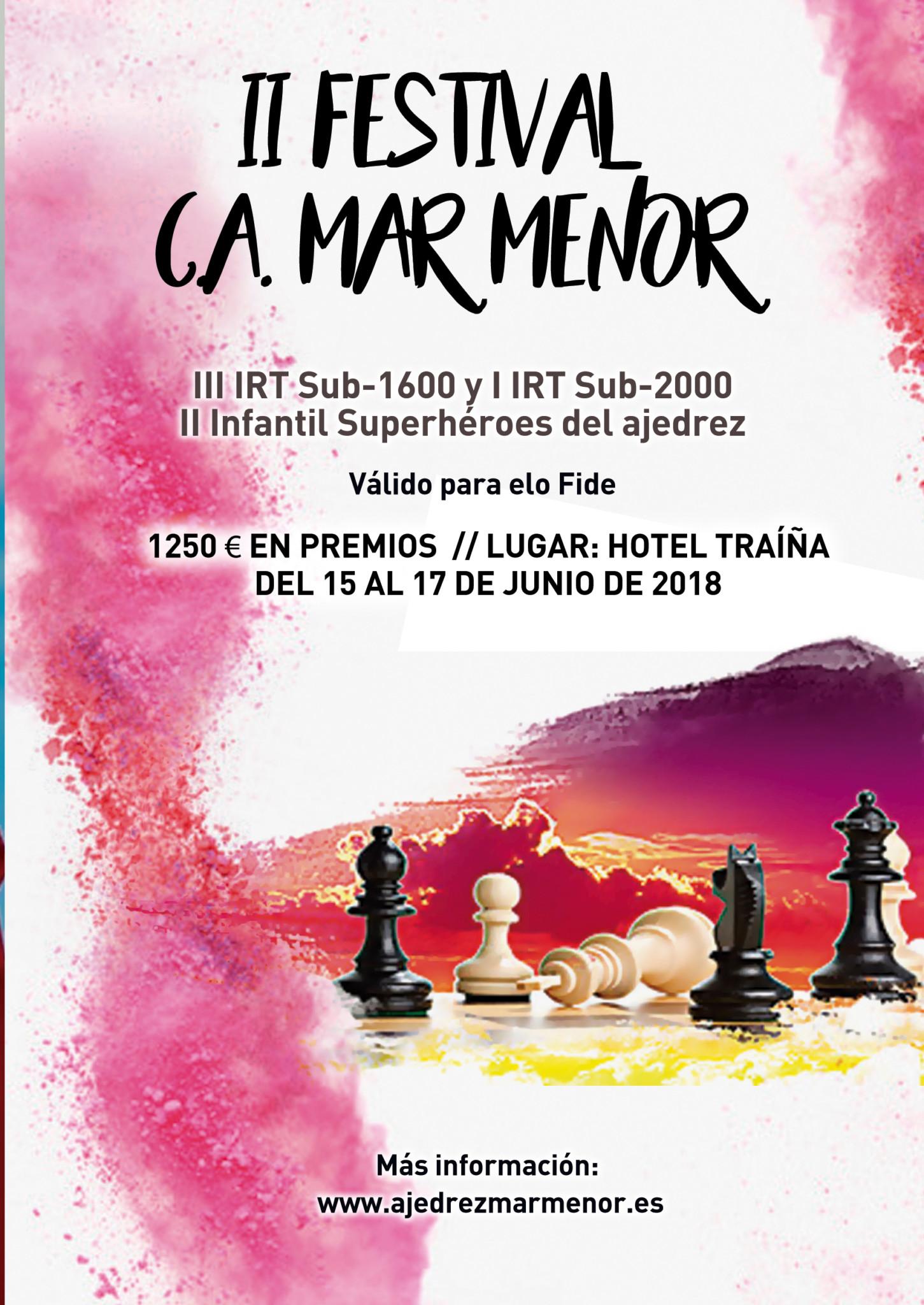 II Festival C.A. Mar Menor