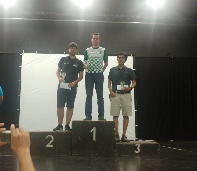 Emilio Sánchez campeón en Caudete