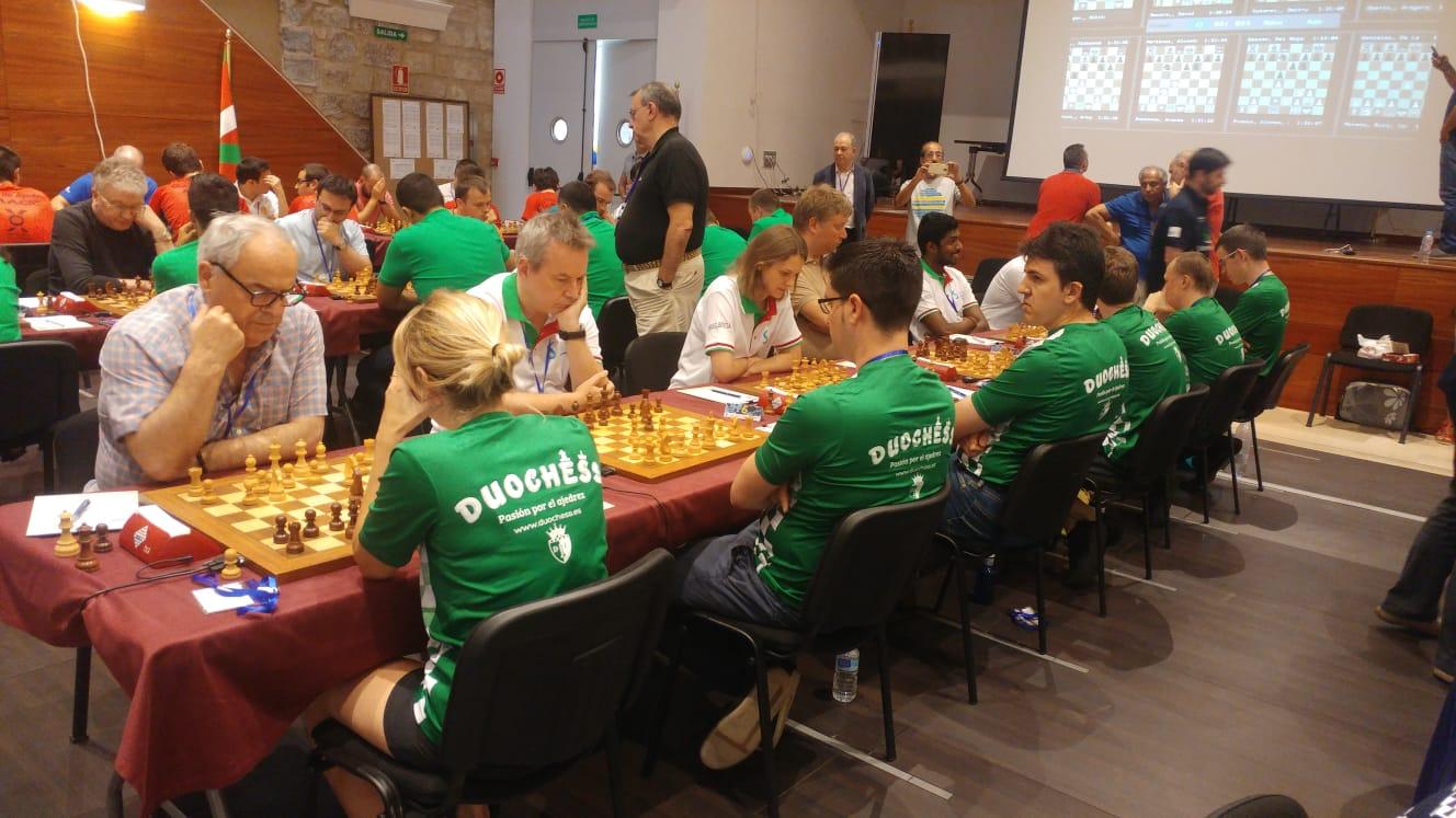Tercera jornada: CACBeniajan Duochess – Solvay