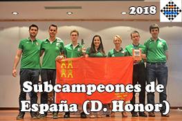 Campeones de España 2018