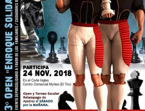 Lista provisional de inscritos Torneo Solidario Héroes