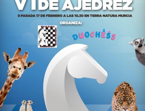 II Parada VI Circuito Intercultural de Ajedrez (TERRA NATURA)