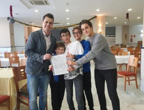 Norma de Maestro Internacional de Ajedrez de Emilio Sánchez Jerez