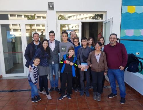 Gran actuación de la Escuela de Ajedrez DuoChess en Roquetas