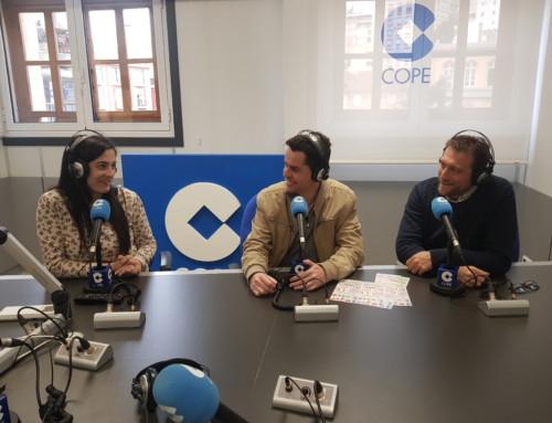 Presentación en la Radio de II Torneo de ajedrez Terra Natura