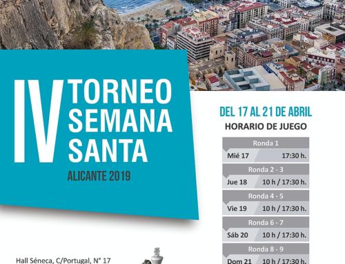 STAND DE DUOCHESS EN EL IV OPEN DE SEMANA SANTA EN ALICANTE
