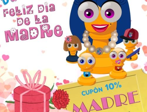CUPÓN: FELIZ DÍA DE LA MADRE