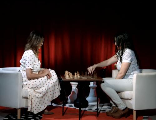 """Presentación de Sonia Gil en el programa """"Entre Mujeres"""""""