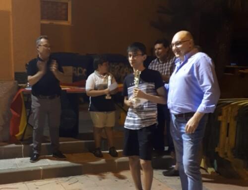 PABLO CAÑO MUY BUENA ACTUACIÓN EN EL NOCTURNO – HOYA DEL CAMPO.