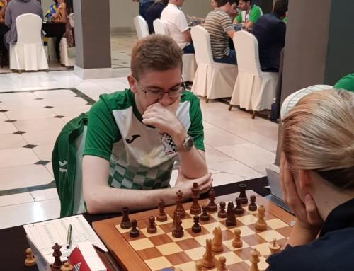 """""""El Niño"""" Antón se sale en Isla de Man. Por delante de Carlsen en el Torneo más fuerte de la historia."""