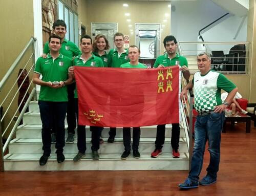 EL CACBENIAJÁN-DUOCHESS TERCERO EN EL CAMPEONATO DE ESPAÑA División de Honor 2019