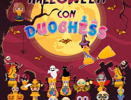 Halloween en Duochess