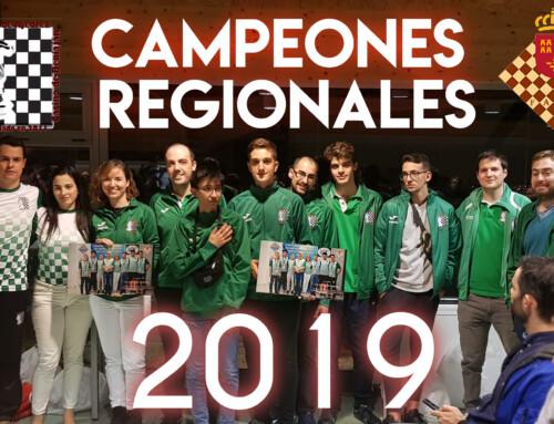 El CACBeniaján-Duochess Campeón Regional por sexto año consecutivo.