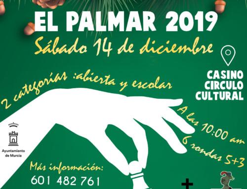 Torneo de Ajedrez El Palmar