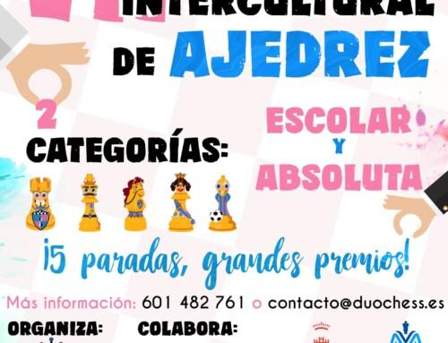 VII Circuito Intercultural de Ajedrez