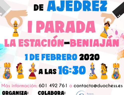 I Parada LaEstación de Beniaján VII Circuito Intercultural Duochess 2020